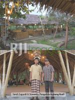 material bambu
