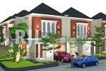 Perspektif rumah tipe 82-hook dan tipe 72, Kuantan Regency Kwarasan