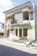 Progres pembangunan hunian tipe 102 Mukti Sendangadi Residence