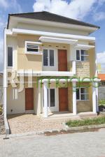 Progres pembangunan hunian tipe 125 Pesona Residence