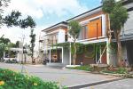 Progress pembangunan hunian blok depan Bale Wangsa Residence