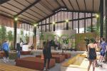 Rancangan Kawasan Pusat Belanja ex Bioskop Indra#4