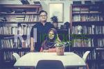 Revianto B. Santosa bersama istri