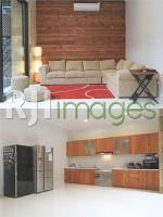 Ruang inti dan dapur