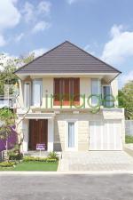 Rumah contoh tipe Andrea 215 CitraGrand Mutiara Yogyakarta