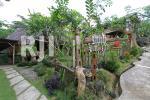 Tema menyatu dengan alam Rimbono homestay