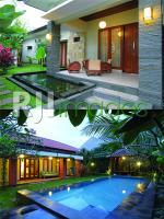 Teras Rumah dan Dapur sebagai Area Favorit Sigit dengan view kolam renang