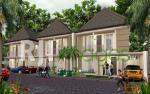 Villa Bougenville tipe 80