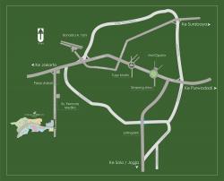 peta CitraLand BSB City Semarang