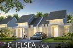 3 Dimensi Tipe Chelsea 8x16 Citragrand Mutiara