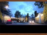 grand permata residence main gate