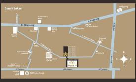 peta Kirana Mlati Residence