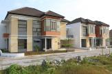 Progres pembangunan kawasan hunian blok Emerald Grand Permata Residence