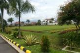 Salah Satu Spot Ruang Terbuka Hijau Perumahan Raffles Residence