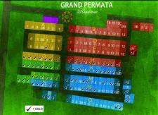 Siteplan Perumahan Grand Permata Residence