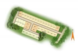 siteplan grand tosca