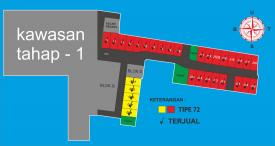 site plan royal mansion banguntapan tahap 2