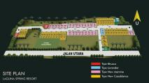 site plan laguna spring resort