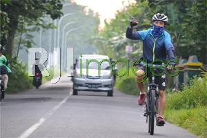Gowes Nanggulan Sehat Seduluran#3