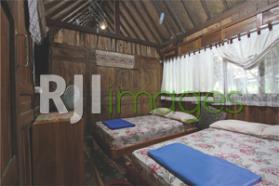 Kamar tidur  Villa Mata Air