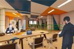 Desain Arsitektur Gedung Kantor Pusat PT. Bank Aceh Syariah#4