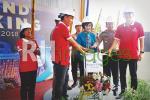 Ground Breaking & Celebration Special Moment Barca City Yogyakarta