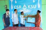Corporate Social Responsibility (CSR) PT. Karya Sehati Utama