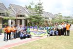 Kunjungan SMK 1 Baureno Bojonegoro ke Merapi Arsita Graha