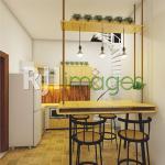 Kitchen Bar tema natural