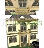 desain balkon